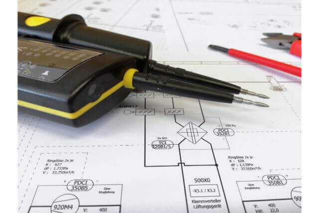 機械系CADの仕事