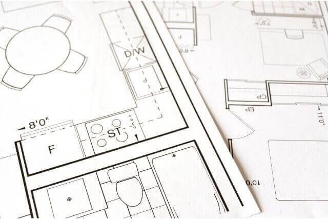 〔AutoCAD〕図面上で距離や面積を測定したい時に使う「距離計算」と「面積計算」