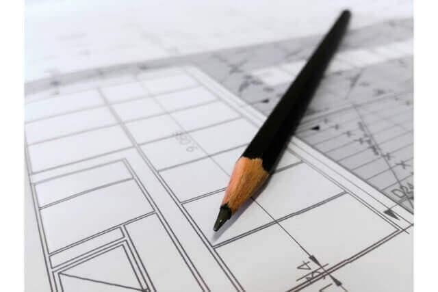〔AutoCAD〕図面の中で「表」を作成する方法